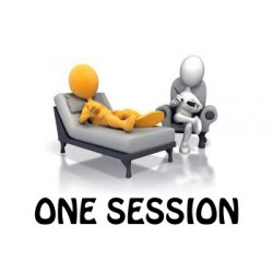 One psychological treatment session