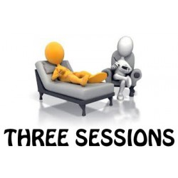Three treatment sessions