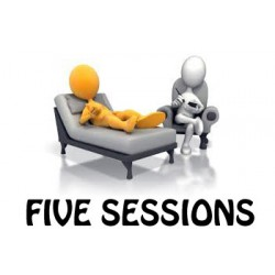 Five treatment sessions
